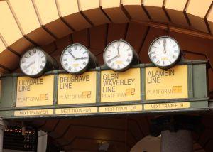 Fliders St clocks